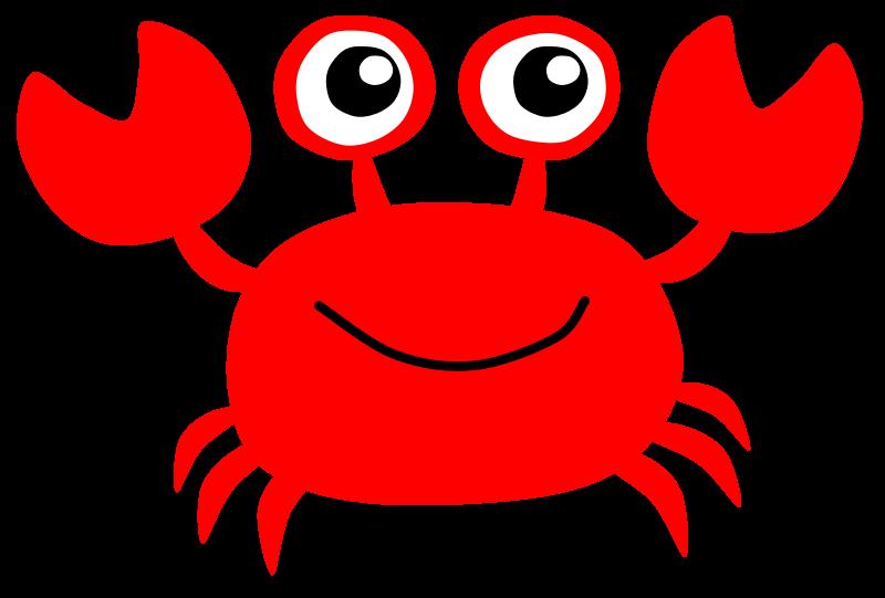 Clipart crabu clip freeuse download Crab Clip Art Cartoon | Clipart Panda - Free Clipart Images | Pool ... clip freeuse download