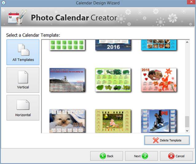 Clipart creator software clip black and white Photo Calendar Creator - Download clip black and white