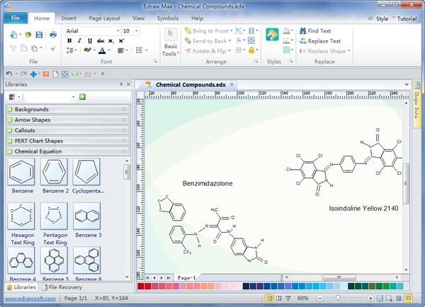Clipart creator software clip art download Chemistry Equation Drawing Software clip art download
