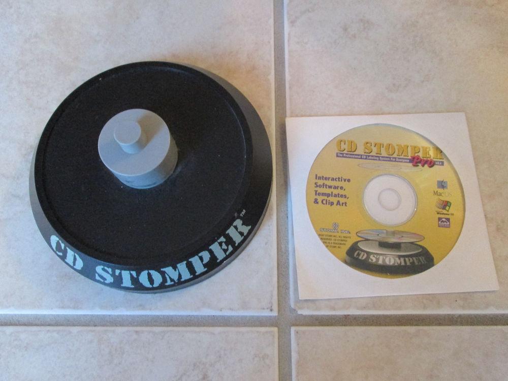 Clipart creator software svg stock CD/DVD Stomper Pro Disk Labeler + Creator Software Clip Art | eBay svg stock