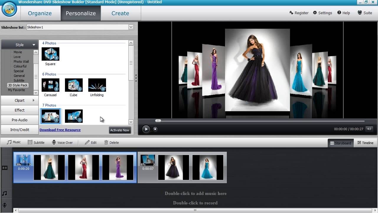 Clipart creator software jpg library download Easy Video Slideshow Maker Software - YouTube jpg library download