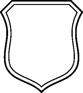 Clipart crest logo image download Blank Crest Shield Clipart 1 Within   salaharness.org image download