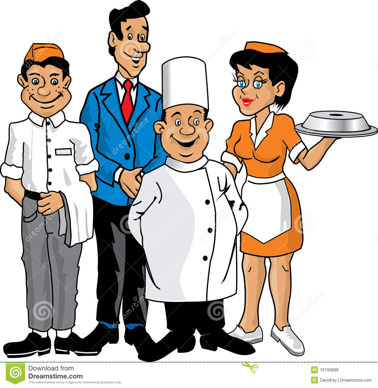 Clipart crew svg royalty free Restaurant crew | Clipart Panda - Free Clipart Images svg royalty free