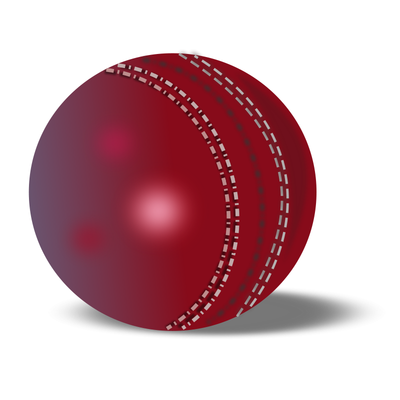 Clipart cricket ball vector black and white download Free Clipart: Cricket-ball-icon | netalloy vector black and white download