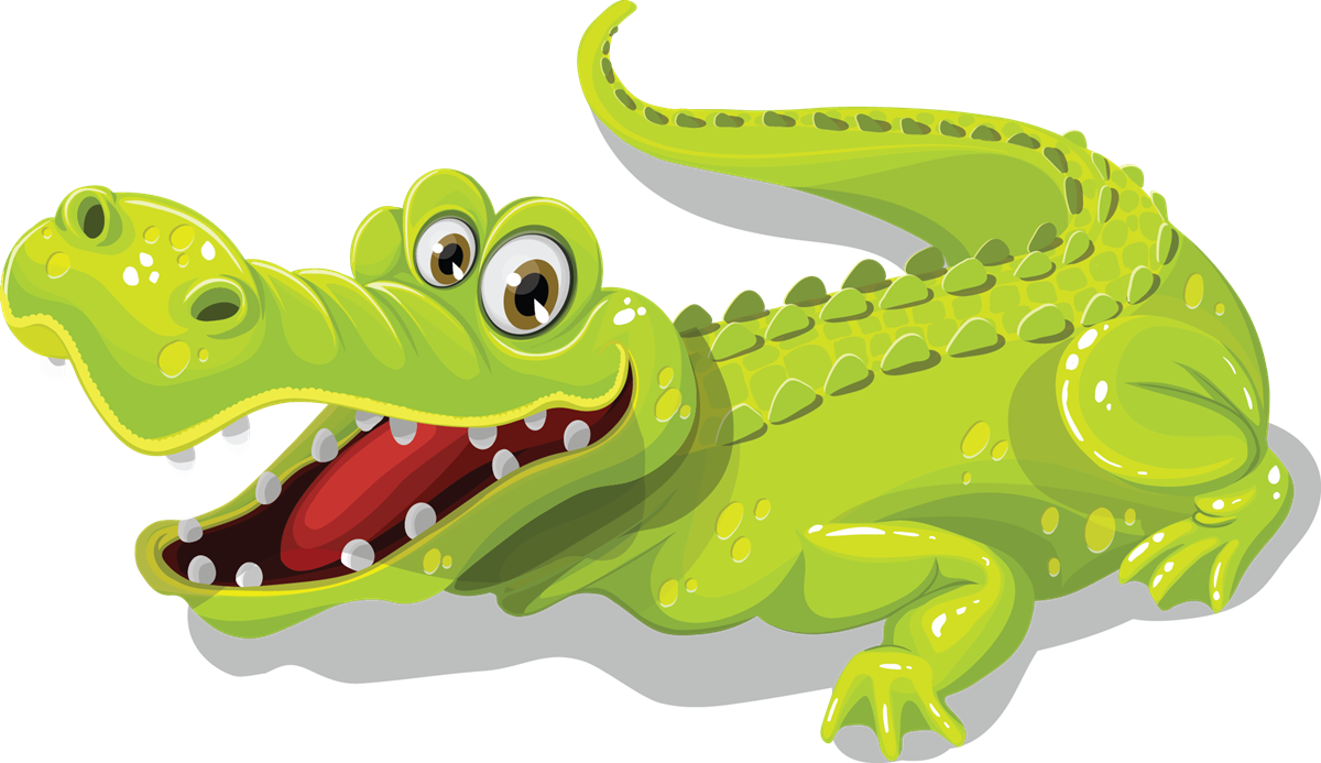 Clipart crocodile with a basketball in its mouth svg black and white 28+ Collection of Cute Crocodile Clipart | High quality, free ... svg black and white