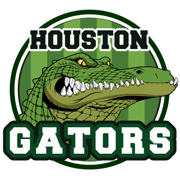 Clipart crocodile with a basketball in its mouth picture library stock Houston Gators, Youth Sports, AAU Sports, Camps picture library stock