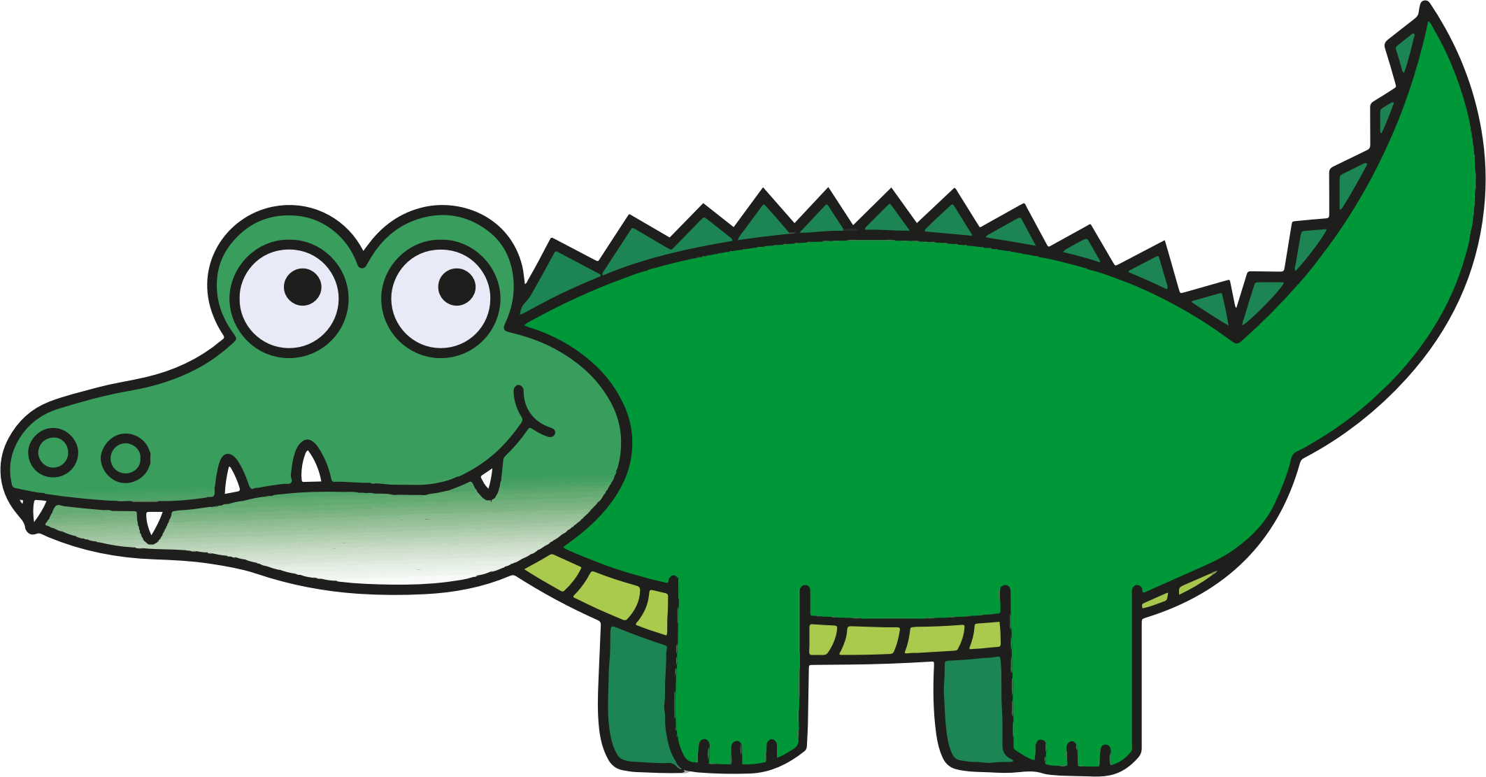Clipart crocodile with a basketball in its mouth svg freeuse download Alligator Clipart at GetDrawings.com | Free for personal use ... svg freeuse download