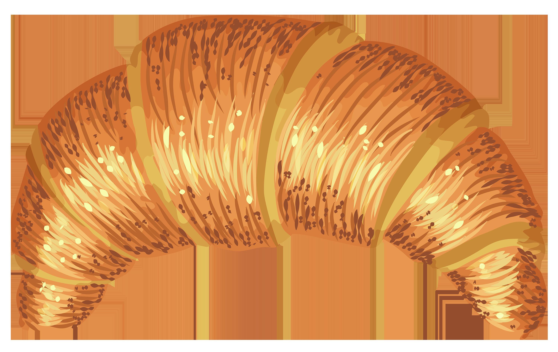 Clipart croissants png library stock Croissant PNG Clipart - Best WEB Clipart png library stock