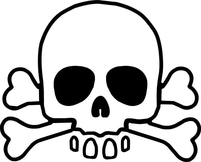 Clipart cross and skull bones png format transparent background svg freeuse stock Skull and cross bones png clipart images gallery for free download ... svg freeuse stock