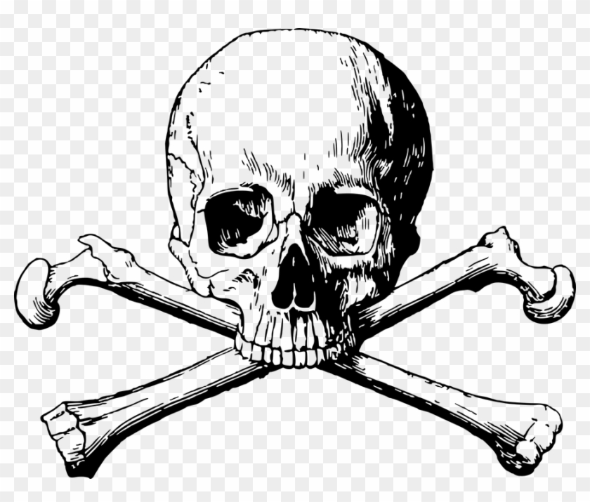 Clipart cross and skull bones png format transparent background clipart royalty free stock Skull And Crossbones Png Transparent Background - Skull And Bones ... clipart royalty free stock