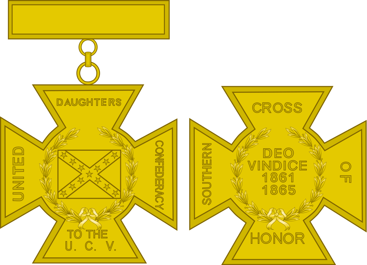 Clipart cross and the tomb image freeuse Southern Cross of Honor - Wikipedia image freeuse