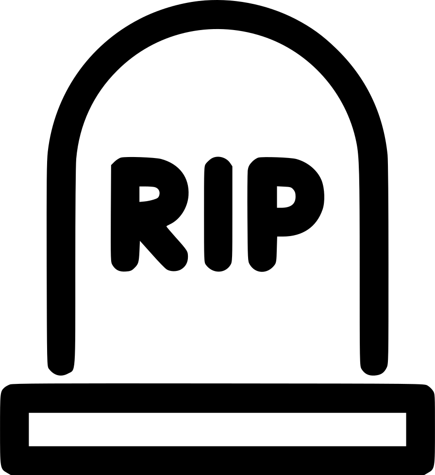 Clipart cross and the tomb clipart black and white library Tomb Svg Png Icon Free Download (#565558) - OnlineWebFonts.COM clipart black and white library