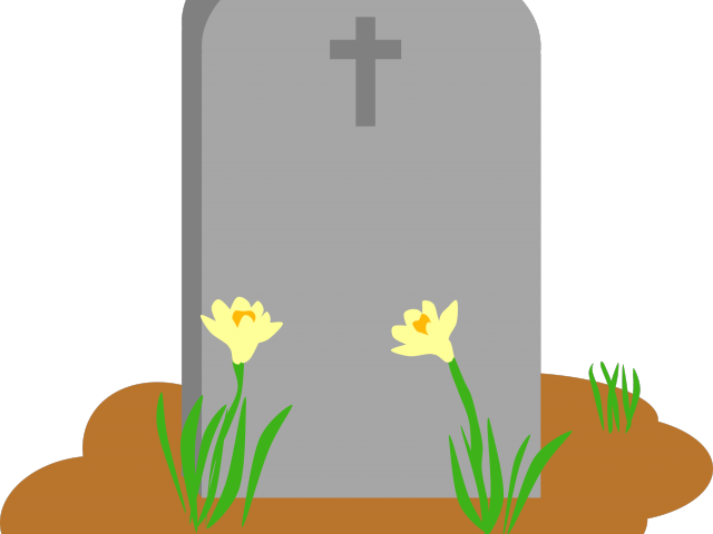 Clipart cross and the tomb jpg free library 19 Tombstone clipart HUGE FREEBIE! Download for PowerPoint ... jpg free library