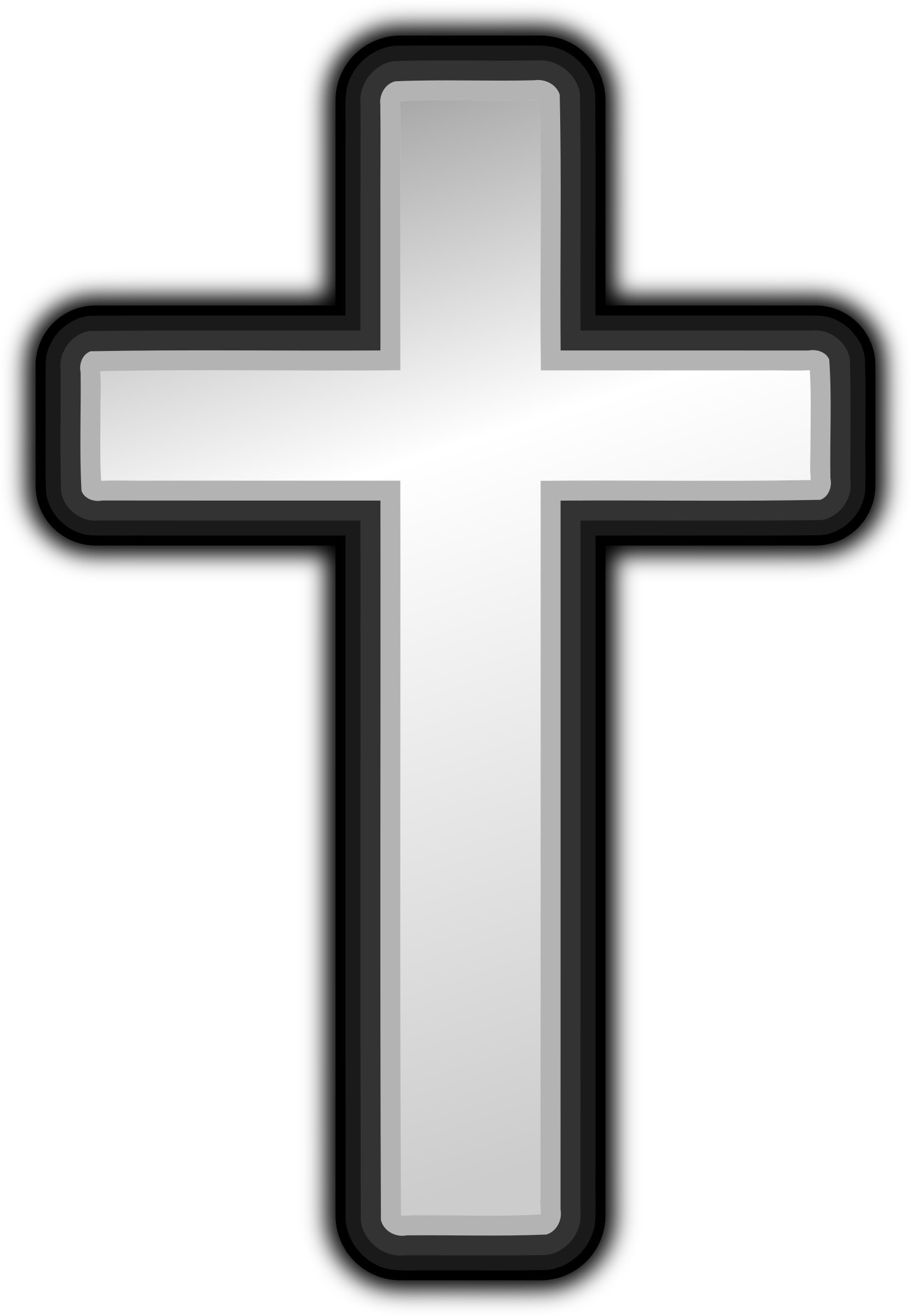 Clipart cross black and white jpg black and white library Clipart - Cross 001 jpg black and white library
