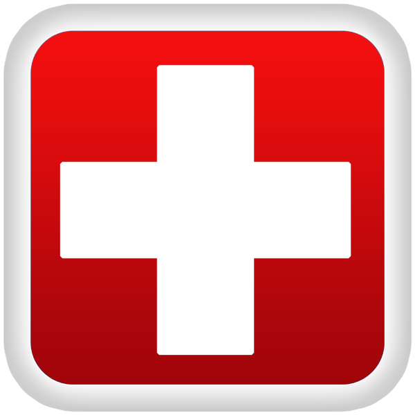 Red white and blue cross clipart jpg library download Medical Red Cross Symbol clipart image - ipharmd.net jpg library download