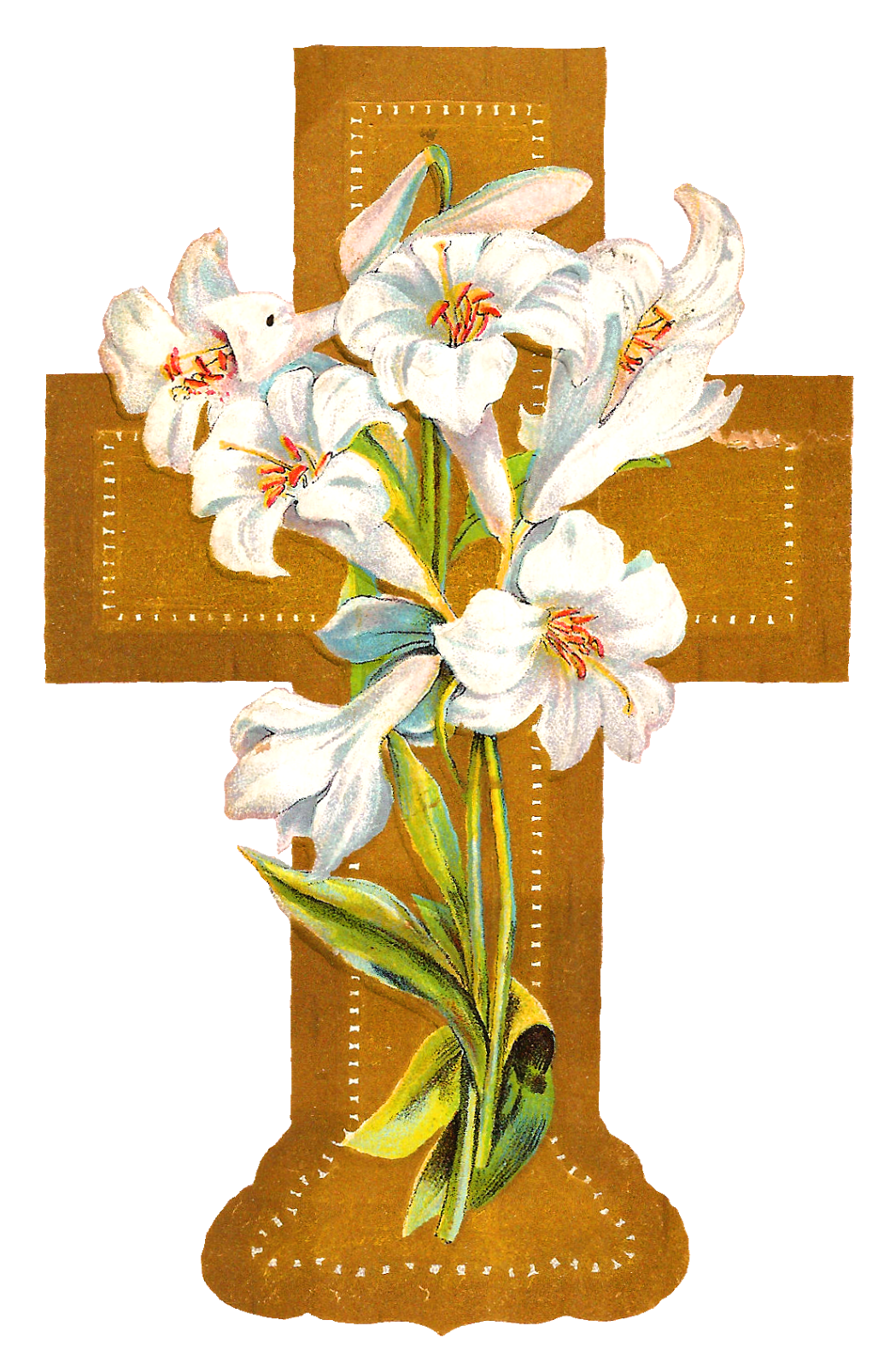 Cross flowers clipart free stock Free Cross Flowers Cliparts, Download Free Clip Art, Free Clip Art ... free stock