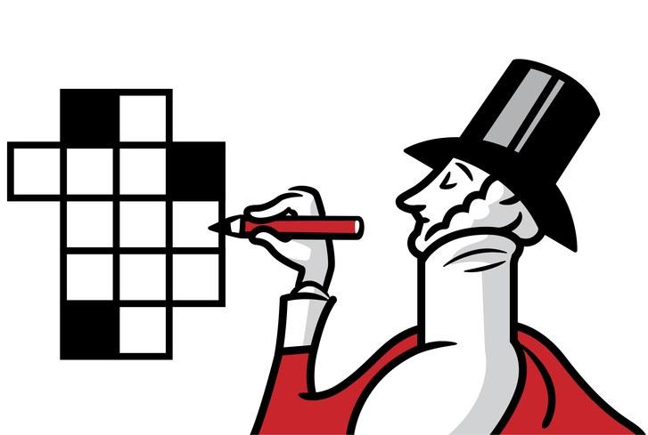 Clipart crossword puzzle jpg download Introducing The New Yorker Crossword Puzzle | The New Yorker jpg download
