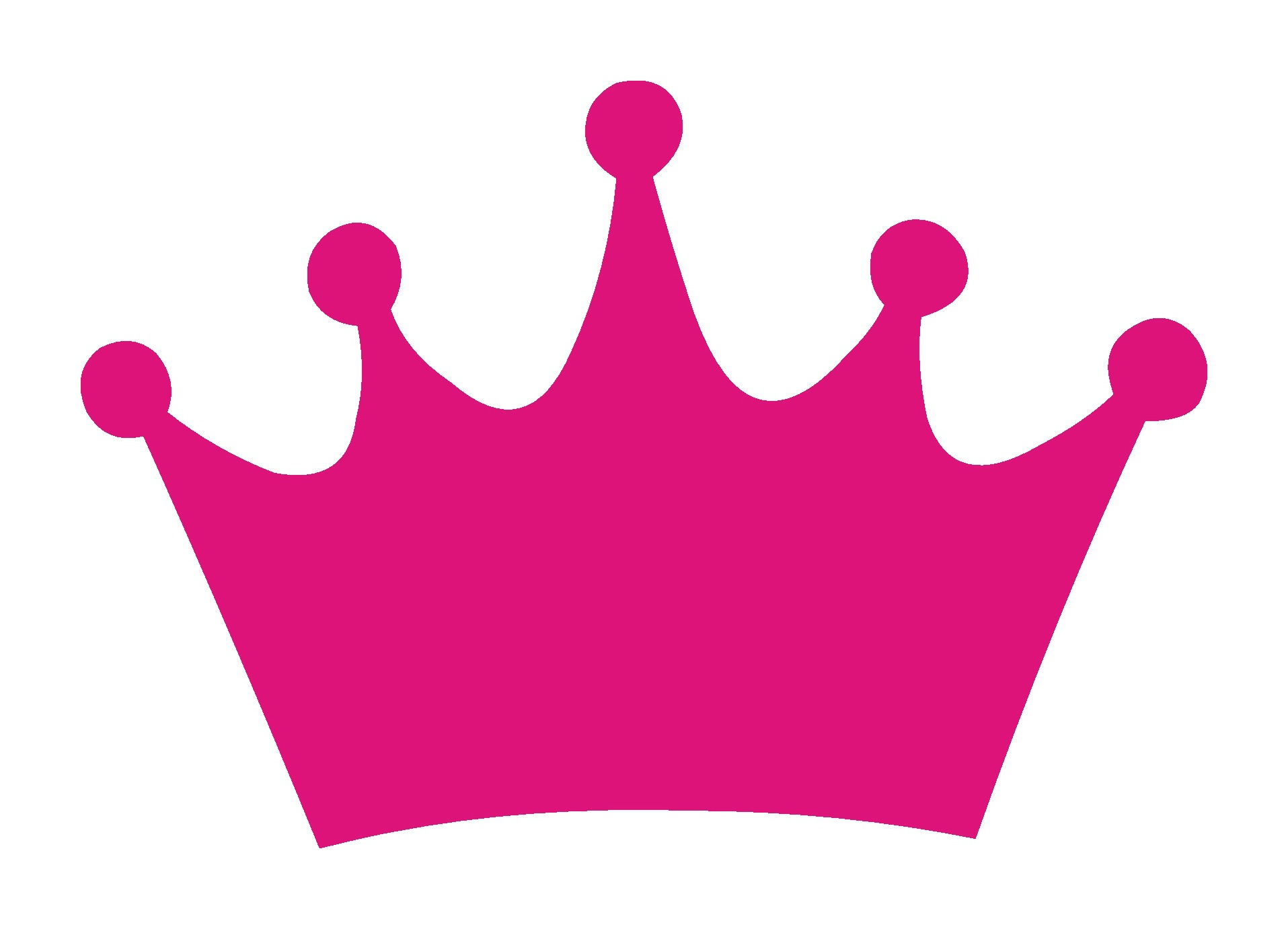 Clipart crown graphic royalty free download Princess Crown Clipart Free image - vector clip art online ... graphic royalty free download