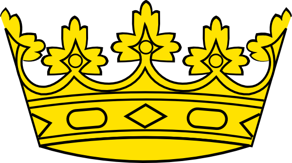 Clipart crown picture free library Crown Clipart - Clipart Kid picture free library