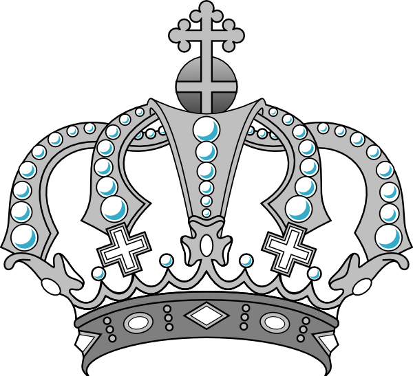Crown and stars clipart. Clip art at clker