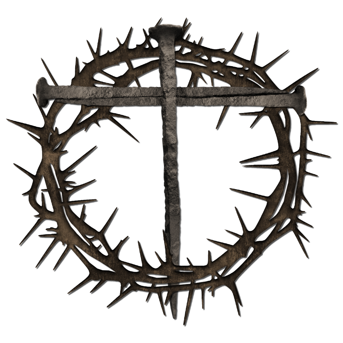 Cross with crown of thorns clipart clip art free Cross With Crown Of Thorns Clipart free image clip art free