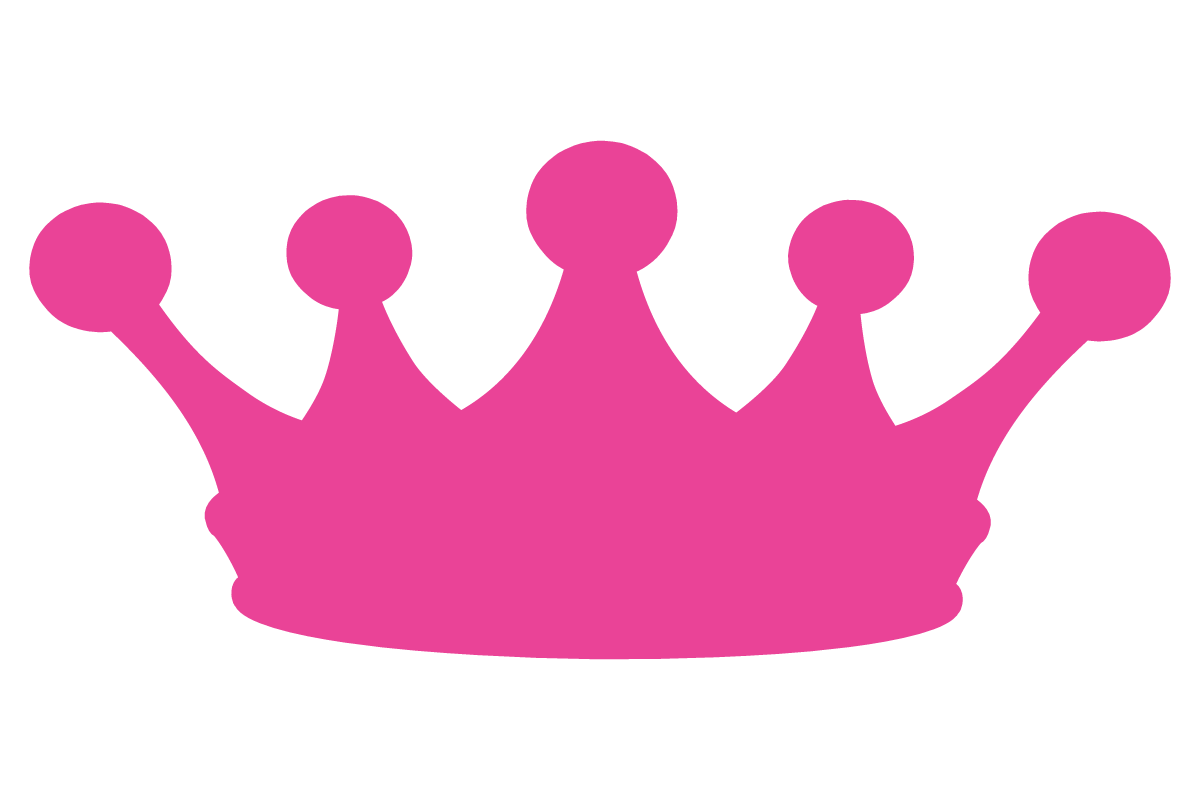 Free crown clipart black white vector library Princess crown clipart png - ClipartFest vector library