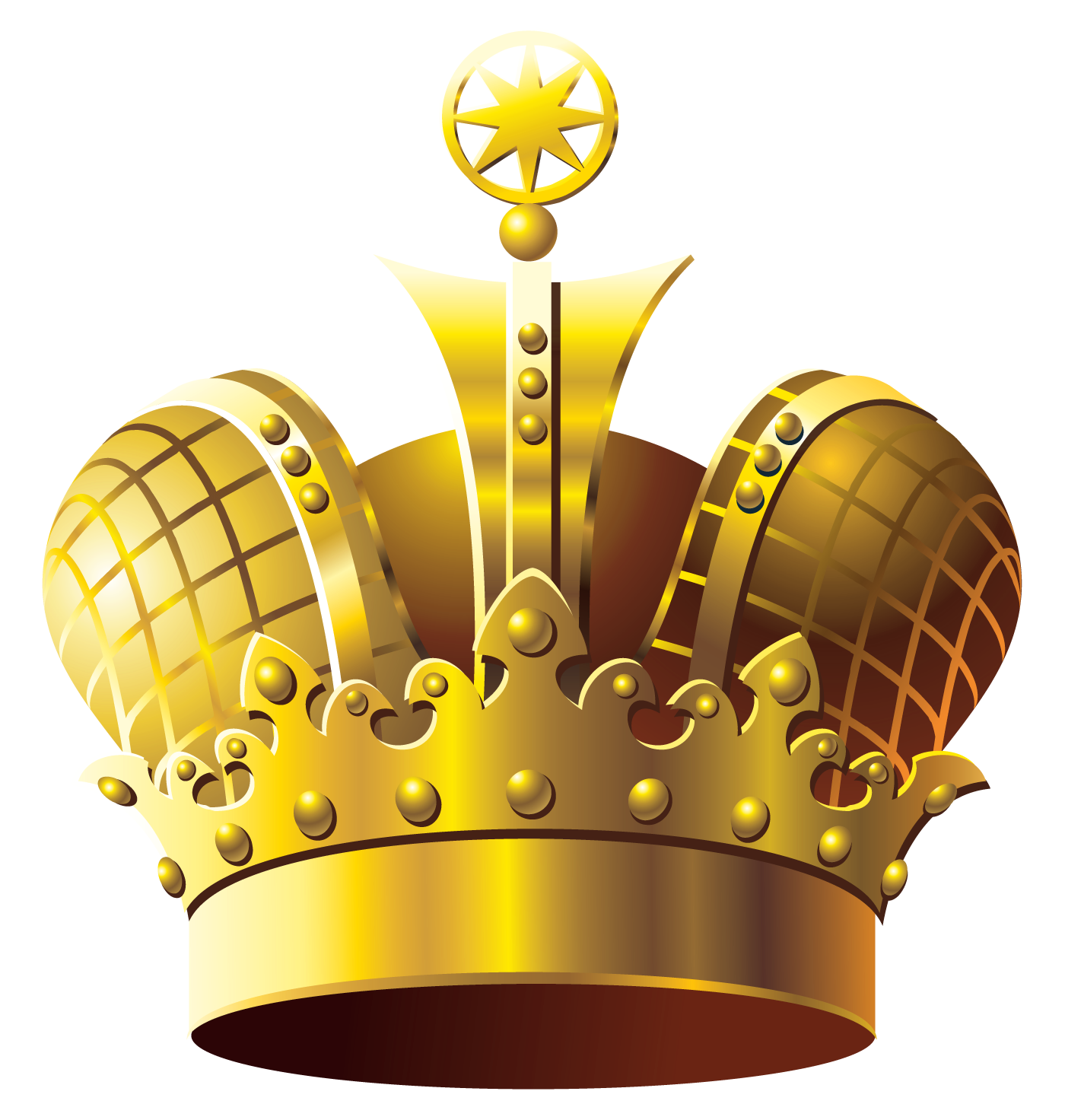 Man crown clipart image black and white download Golden Crown PNG Clipart image black and white download