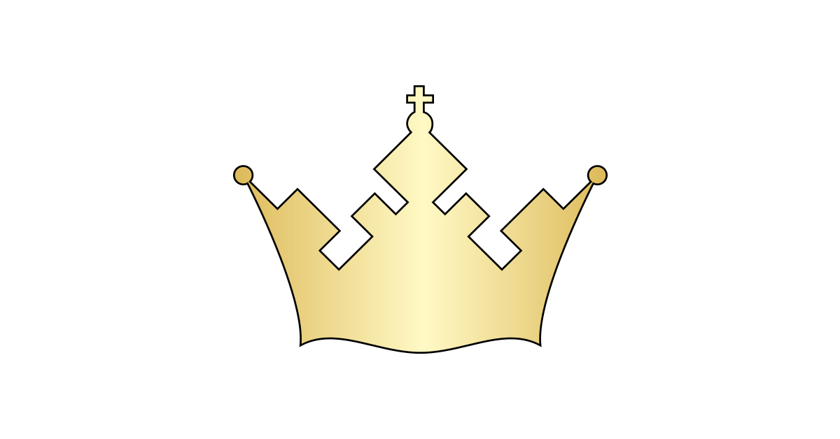 Crown clipart vector png royalty free Crown Clipart Vector and PNG – Free Download | The Graphic Cave png royalty free