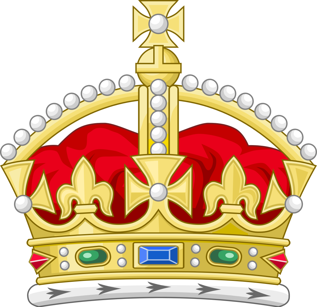 Tudor house clipart image library File:Tudor Crown (Heraldry).svg - Wikimedia Commons image library