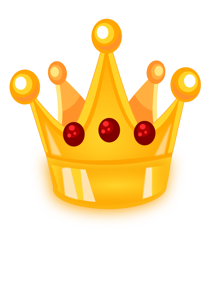 Royal queen crown clipart picture download OnlineLabels Clip Art - Royal Crown With No Background picture download