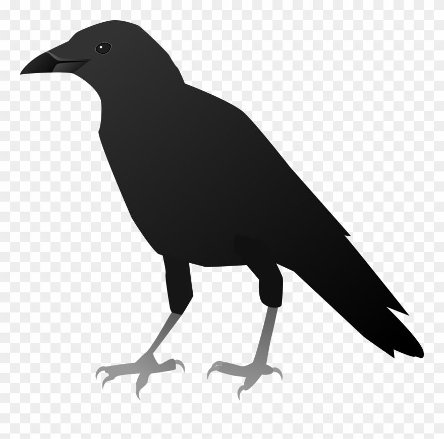 Clipart crows clip royalty free download Clipart - Crow Clipart - Png Download (#1134143) - PinClipart clip royalty free download