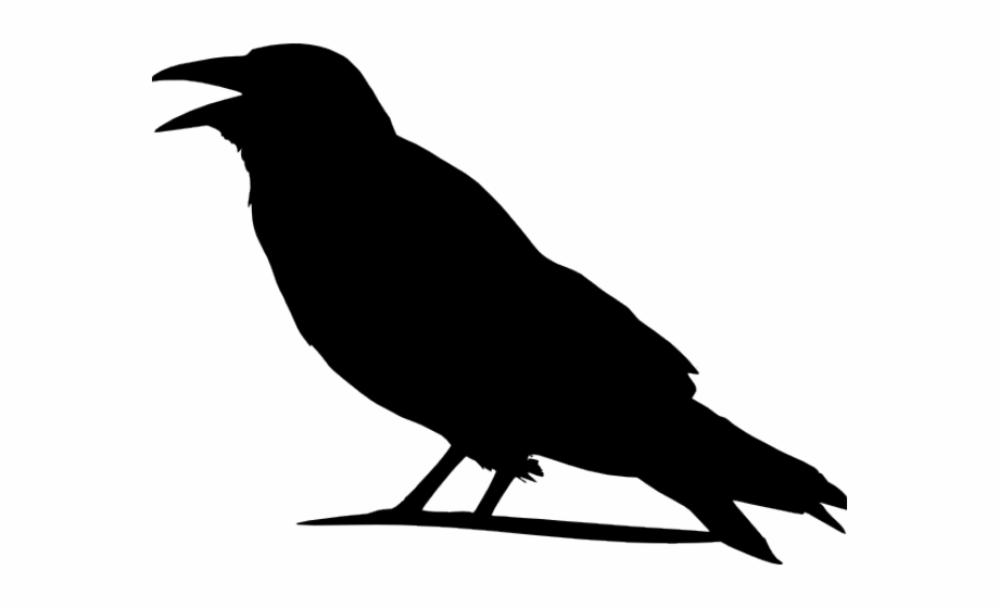 Clipart crows free library Free Clipart On Dumielauxepices - Crow Clip Art, Transparent Png ... free library