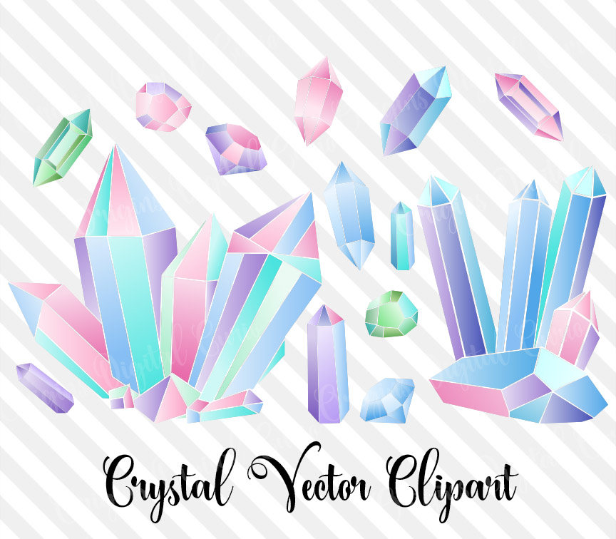 Clipart crystal clip art Crystal Clipart clip art