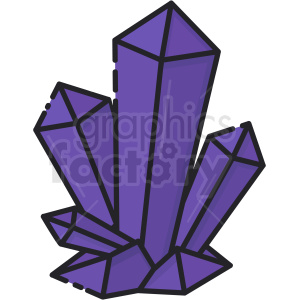 Crystal icons clipart jpg transparent download crystals vector icon art . Royalty-free icon # 406111 jpg transparent download