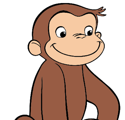Super courious animal clipart clipart freeuse library curious-george-clipart-curious-george-clip-art-images-cartoon-clip ... clipart freeuse library