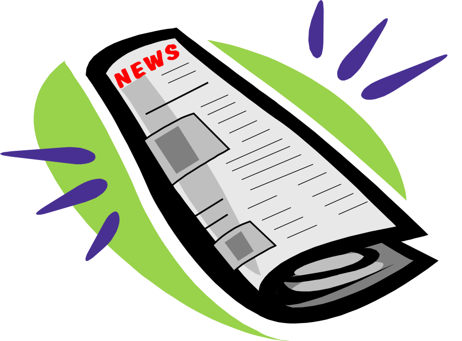 Clipart current news clipart library download Newspaper clipart current news, Newspaper current news Transparent ... clipart library download