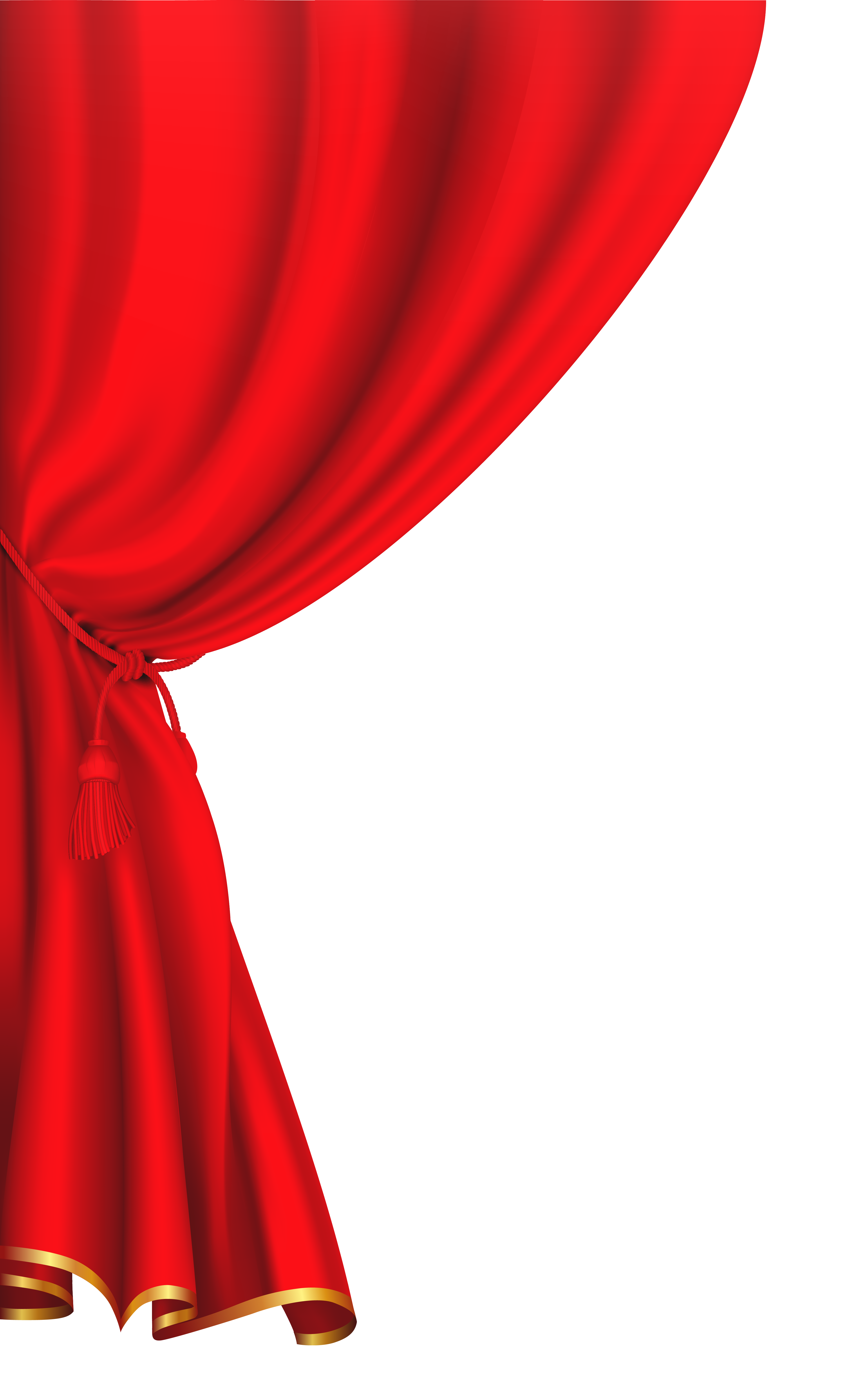 Cutains clipart image library download Pin by Naptech Computer on Webs | Curtains, Red curtains, Long ... image library download