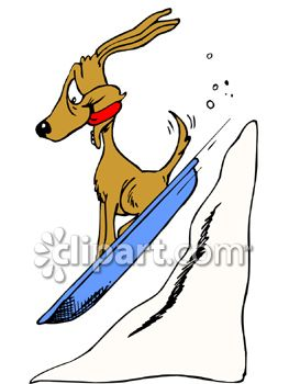 Clipart cute animals sledding down snowy hill clip royalty free library Sledding Clipart | Free download best Sledding Clipart on ClipArtMag.com clip royalty free library