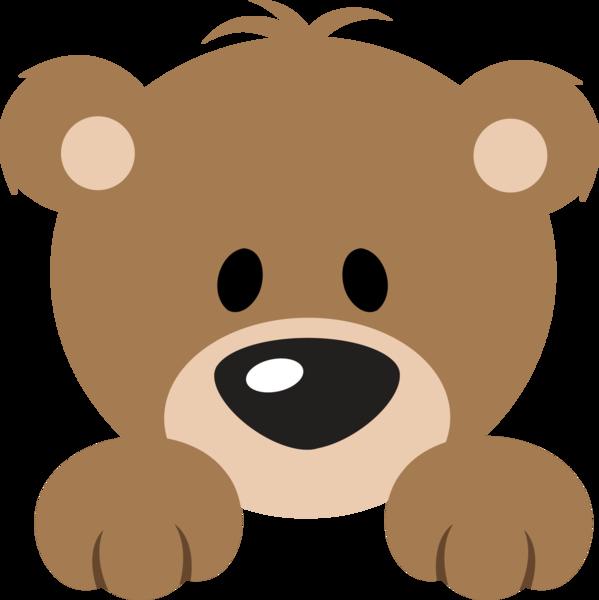 Clipart cute bear clip art Cute Bear Peeker | Clip Art-BEARS! | Bear clipart, Bear cartoon ... clip art