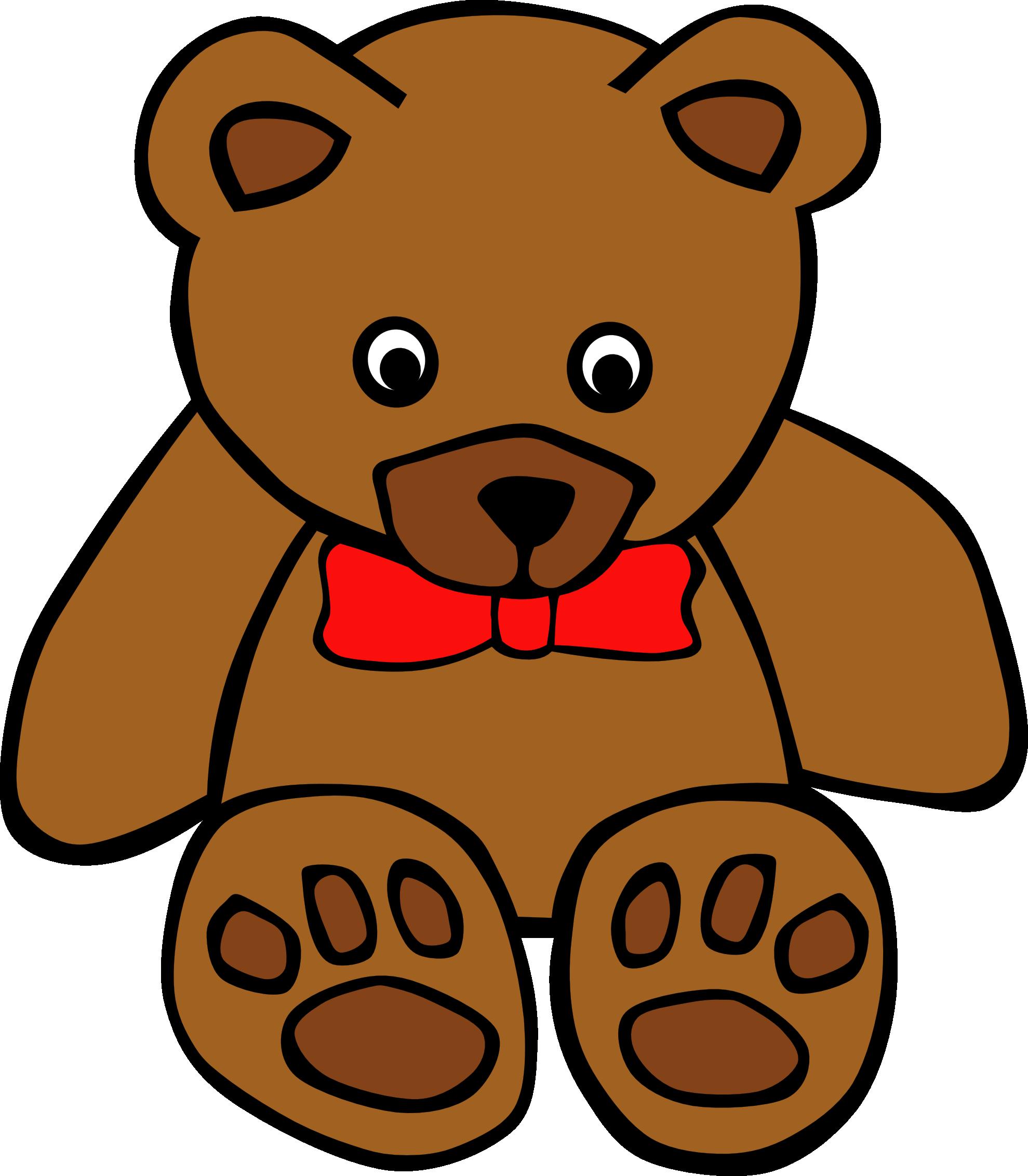 Clipart cute bear clip art stock Cute bear free teddy bear clipart clipart kid 2 image #40156 clip art stock