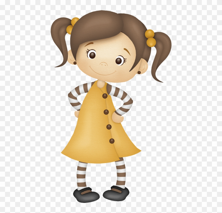 Cute cartoon girl clipart clip art royalty free download Free Png Download 65 Awesome Cute Girl And Boy- Mothers - Girl ... clip art royalty free download