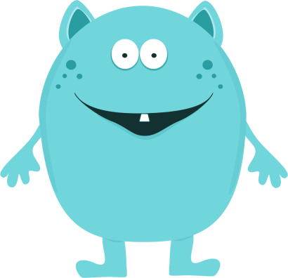 Clipart cute monster svg transparent library monster clipart for kids | Cute Monster Clip Art Image - cute ... svg transparent library