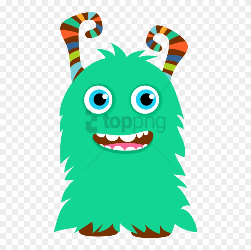 Clipart cute monster png freeuse library Cute Monster Png Image With Transparent Background - Cute Little ... png freeuse library