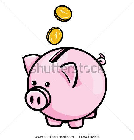 Free panda images piggybankclipartfree. Clipart cute piggy bank