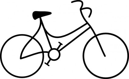 Clipart cycle freeuse library Bicycle Clipart | Clipart Panda - Free Clipart Images freeuse library