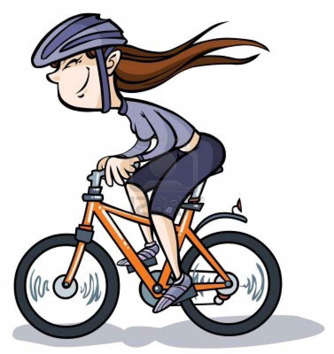 Clipart cycle graphic transparent library Free Bicycle Clip Art Pictures - Clipartix graphic transparent library
