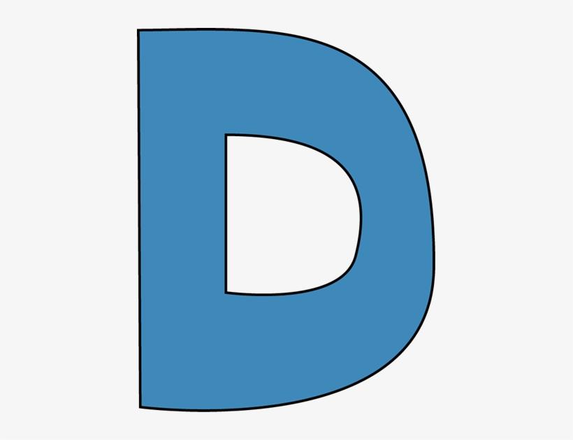 Clipart d picture black and white download Alphabet Clipart Letters Free - Clip Art D - Free Transparent PNG ... picture black and white download