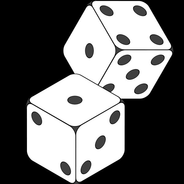 Free dice clipart clip royalty free Dadu clipart 7 » Clipart Station clip royalty free