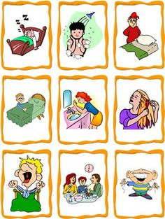 Clipart daily routine transparent download daily routine clipart free | Clipart Panda - Free Clipart Images transparent download