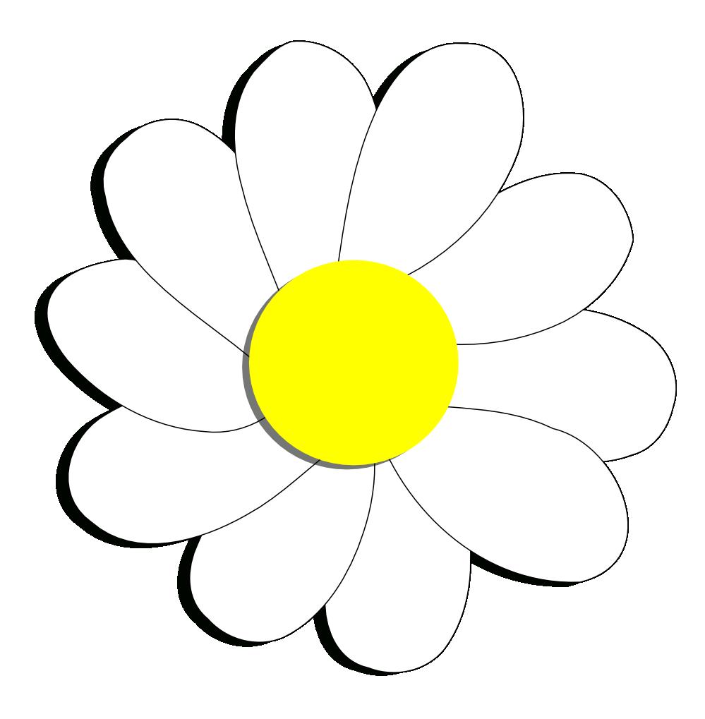 Public domain flower clipart